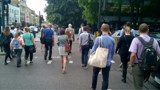 The Walk Together campaign was organised by the Britain Future thinktank