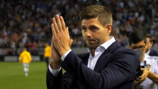 Steven Gerrard settles in to life in LA by buying beer for fans ahead of Galaxy debut