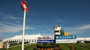 Great Yarmouth racecourse.