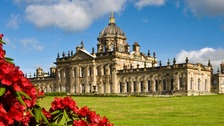 Castle Howard South Front in June
