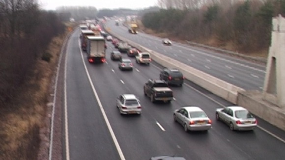 Motorway speed limit may be raised