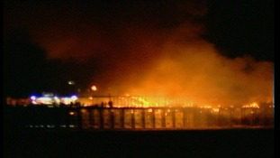 Another fire in 2005 left the pier head destroyed again.