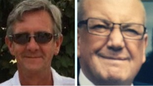 Stuart Cullen and Philip Heathcote were both killed in the attacks.