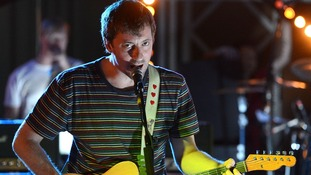 Guitarist Graham Coxon