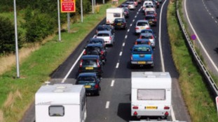 Misery for motorists: months of delays expected