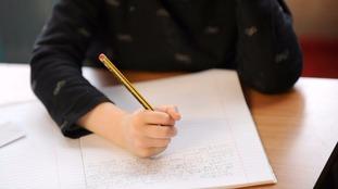 Work is underway to improve several Borders schools.