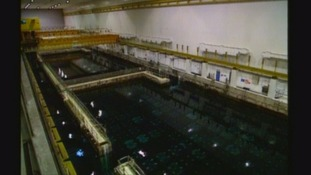 There is a massive store of plutonium stored at Sellafield.