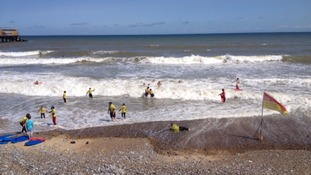 RNLI launches campaign to halve the number of deaths at the coast.