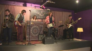 Welcome to the circus: local band making waves