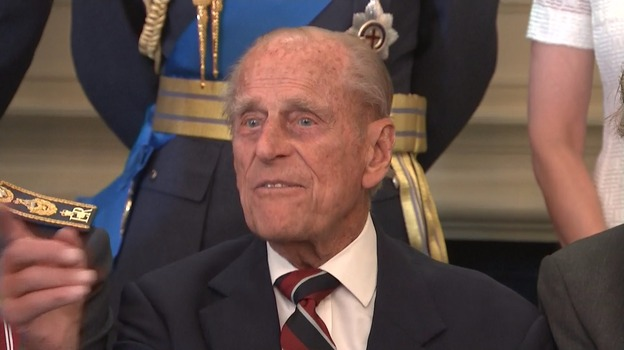 Impatient Prince Philip In F Word Outburst Itv News