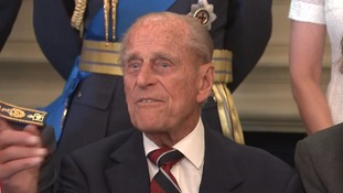 Impatient Prince Philip in f-word outburst