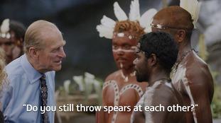 A question to Aboriginal leader William Quinn