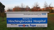Hinchingbrooke Hospital in Huntingdon