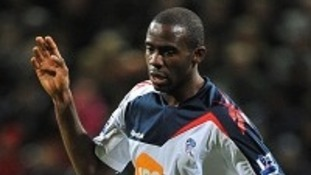Former Birmingham City Player Fabrice Muamba