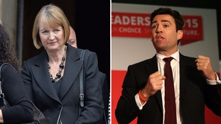 Andy Burnham camp hit out at Harriet Harman's 'ridiculous' position on benefit cuts