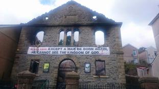 Aberfan Chapel