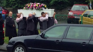 Funeral held of grandmother killed in Tunisia attack