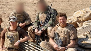 SAS selection deaths: Bereaved father tells ITV News he believes 'the system failed' his son