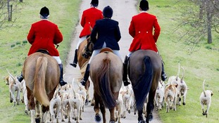 The East Kent Hunt in 2005