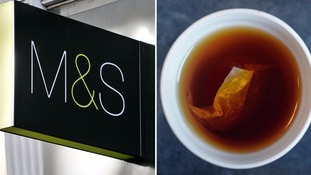 Marks and Spencer face backlash after making elderly couple pay for extra teabag