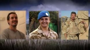 Brecon Soldier