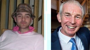 29-year-old, Daniel Timbers and 56-year-old, Barry Joy