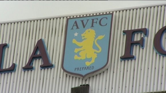 Ron Vlaar has joined Aston Villa on a three year deal