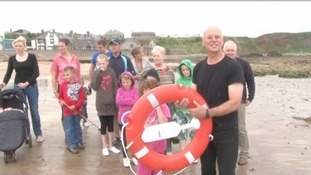 Eyemouth campaign for life saving equipment
