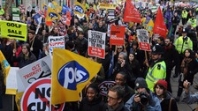 The new trade union bill would severely curtail union rights