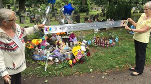 Members of the public have been visiting Daniel Pelka's memorial