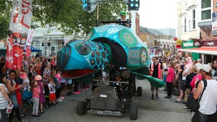 Basingstoke Festival - a celebration to remember