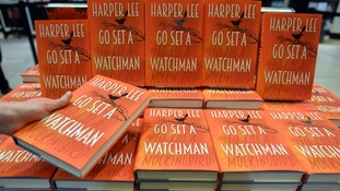 Harper Lee's Mockingbird follow-up sells more than 100,000 in first day