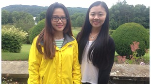 Yan Li and Zhiling Lou are producing a report on Chinese attitudes to overseas travel and tourism