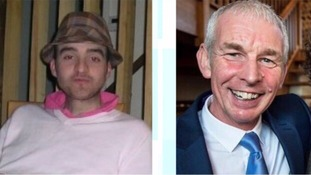 Daniel Timbers and Barry Joy died in the 'fireball' at a Norwich factory.