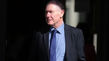 John Darwin leaving court last year