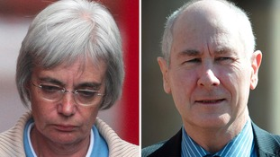 John Darwin and his ex-wife Anne, who now have no known assets after his £40,000 pension was seized.