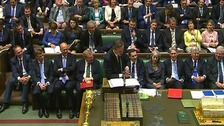 The MPs' pay rise is controversial