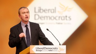New Liberal Democrat leader Tim Farron