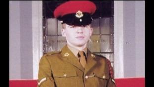 Corporal Paul Long died in 2003.