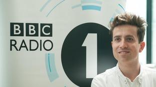 BBC Radio 1 Nick grimshaw