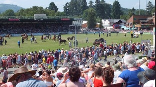 The 2014 Royal Welsh Show