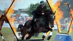 Metropolitan Police Mounted Branch Activity Ride