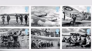 Battle of Britain stamps