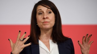 Liz Kendall tells Mail on Sunday journalist to 'f*** off' after she was asked how much she weighed