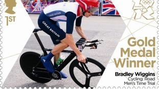 Wiggins postage stamp