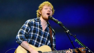Latitude festival-goers given a shock after Ed Sheeran turns up to play surprise sets