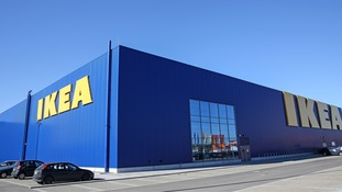 IKEA says it will introduce the Living Wage for all UK staff