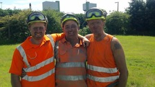 Carwyn, Gary, Andrew