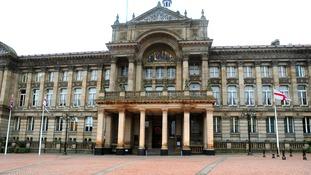 Birmingham City Council House in Victoria Square
