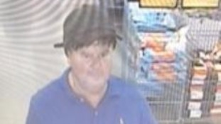 Do you recognise this man? Officers are keen to speak to him about the incident.